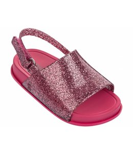 Mini Melissa Beach Sandal Pink