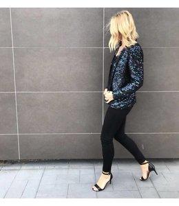 Parker Tabitha Jacket-Black Multi
