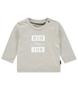 Noppies Noppies Non Stop Fun Sweatshirt-Cloud