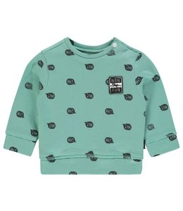Noppies Noppies Hi Sweatshirt-Sage
