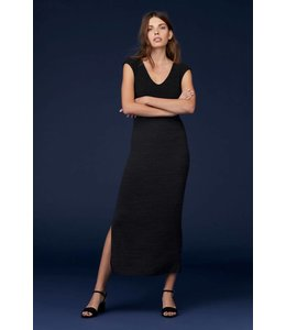 LNA LNA Kaplan Slub Sweater Dress