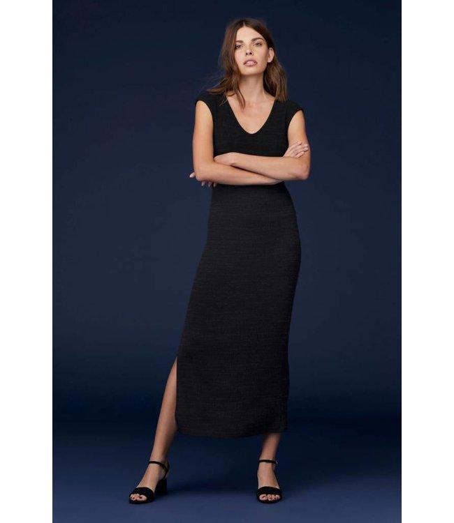 LNA LNA Kaplan Slub Sweater Dress