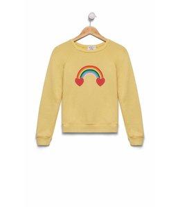 WILDFOX WILDFOX Rainbow Soul Sweatshirt-Mellow