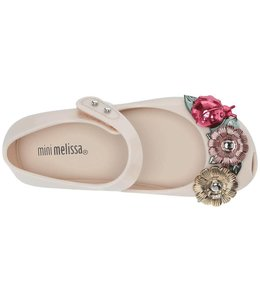 Mini Melissa Ultragirl X-Beige/White