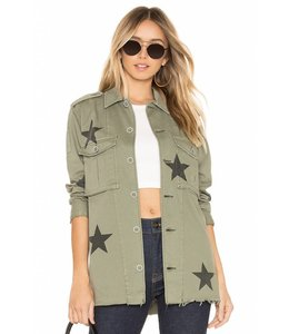 Pistola Pistola Camilo Military Jacket-Star
