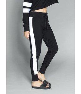 CHRLDR CHRLDR Side Insert-Tuxedo Sweatpant