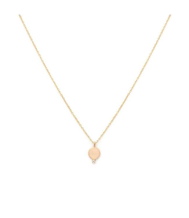 Melanie Auld Melanie Auld City Necklace-14K Gold Vermeil