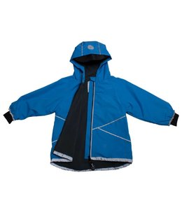 CaliKids CaliKids Waterproof Lined Shell-Blue