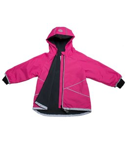 CaliKids CaliKids Waterproof Lined Shell-Pink