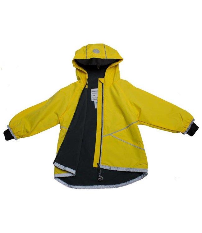 CaliKids CaliKids Waterproof Lined Shell-Yellow