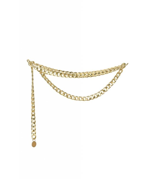 B-LOW THE BELT B-LOW THE BELT Gissel Chain-Gold