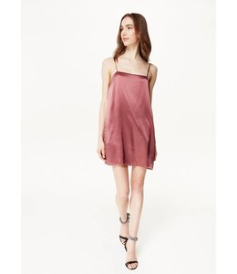 CAMI NYC CAMI NYC Cherie Dress-Plum
