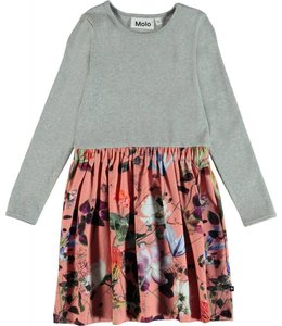 Molo Molo Credence Dress-Flowers Of The World
