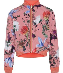 Molo Harlow Jacket- Flowers Of The World