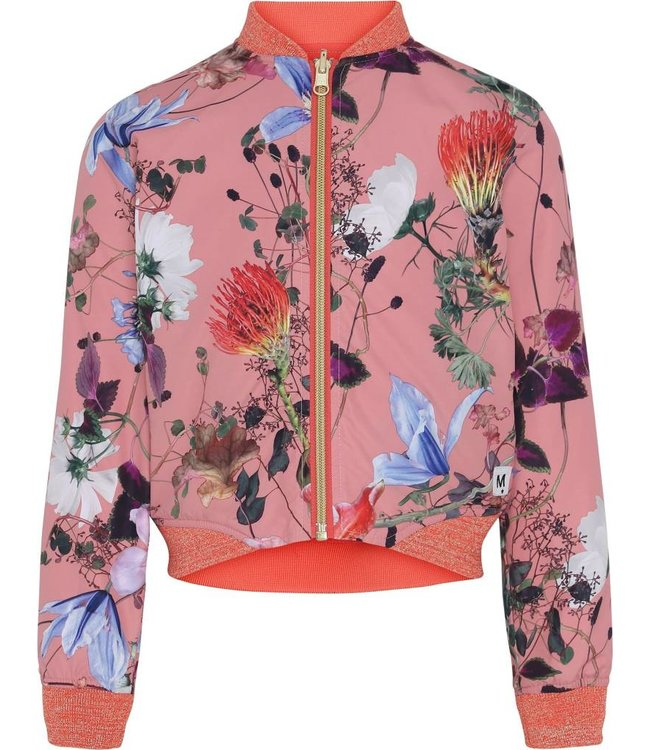 Molo Molo Harlow Jacket- Flowers Of The World