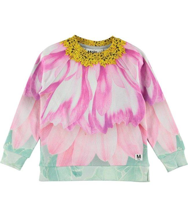 Molo Molo Marina Sweatshirt-Petal Fairy