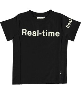 Molo Rem T-Shirt- Black