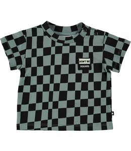 Molo Molo Emilio T-Shirt- Check