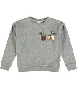 Molo Maila Sweatshirt-Grey