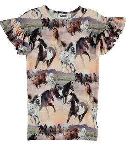 Molo Molo Coralie Dress- Wild Horses