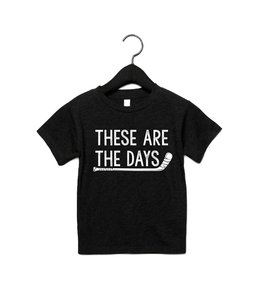 Portage and Main Portage and Main These Are The Days Tee