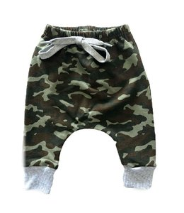 Portage and Main Jogger- Camo