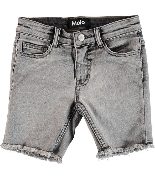 Molo Molo Alons Short- Grey Wash