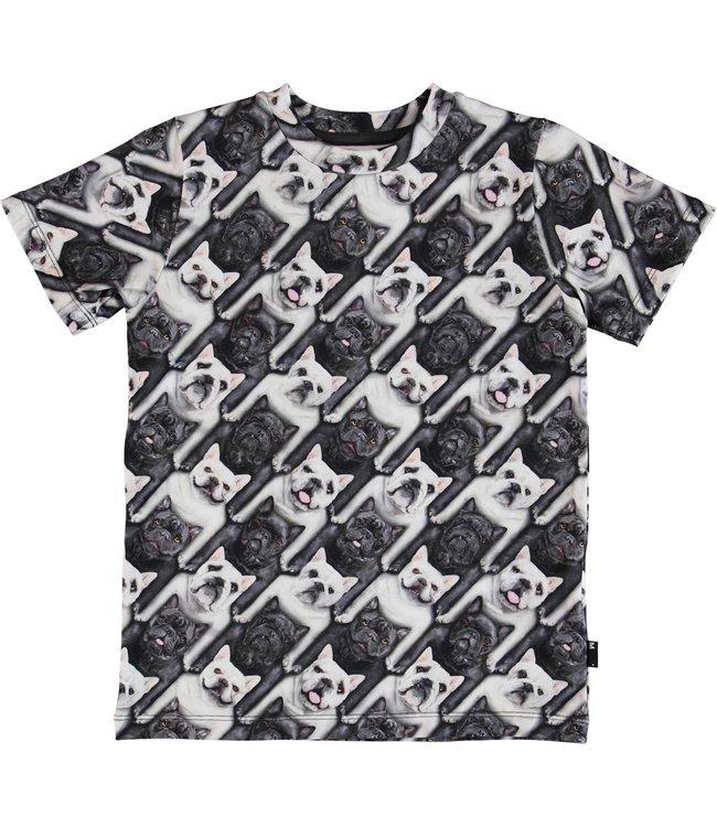 Molo Molo Ralphie T-Shirt- English Bulldog