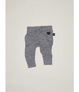HUX BABY Charcoal Drop Crotch Pant