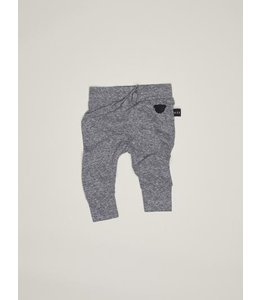 HUX BABY HUX BABY Charcoal Drop Crotch Pant