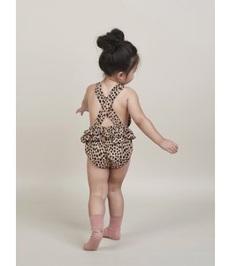 HUX BABY HUX BABY Leopard Playsuit