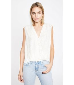 Generation Love Elle Chiffon Drape Top