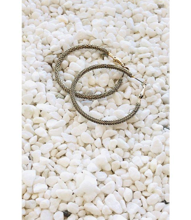 FINE Label FINE Label Bali Hoop-Stone