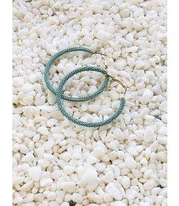 FINE Label FINE Label Bali Hoop-Powder Blue