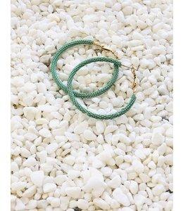 FINE Label Bali Hoop-Mint