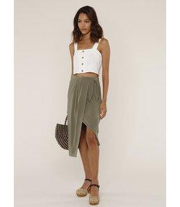Heartloom Heartloom Sloan Skirt-Olive