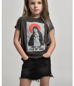 ONE X ONETEASPOON ONE X TEASPOON Kids High Waist 2020 Mini Skirt