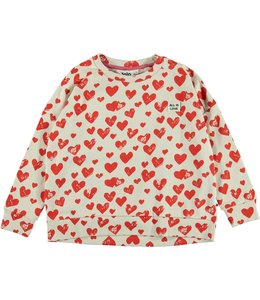 Molo Mandy Sweatshirt-All is love