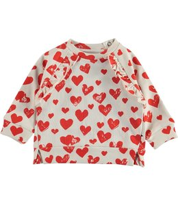 Molo Dayna Sweatshirt- All is love