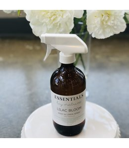 Essentials By Nature Linen Spray- Lilac Bloom