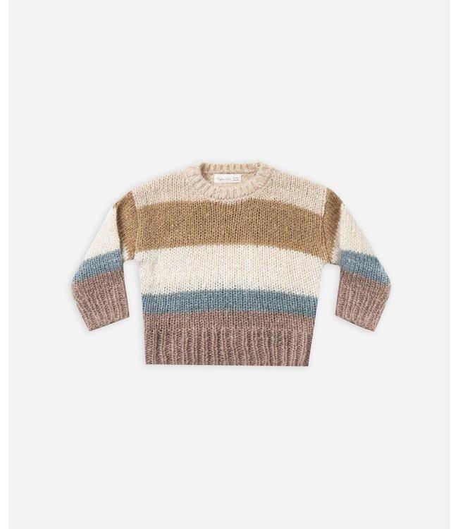 Rylee + Cru Stripe Aspen Sweater
