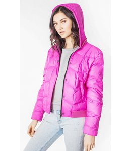 Generation Love Lindsay Puffer Hooded Jacket
