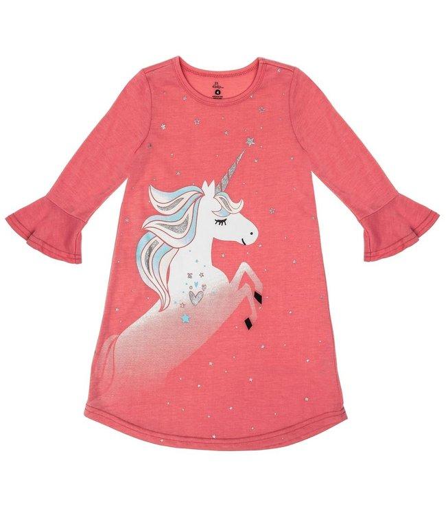 Petit Lem Unicorn Nightgown