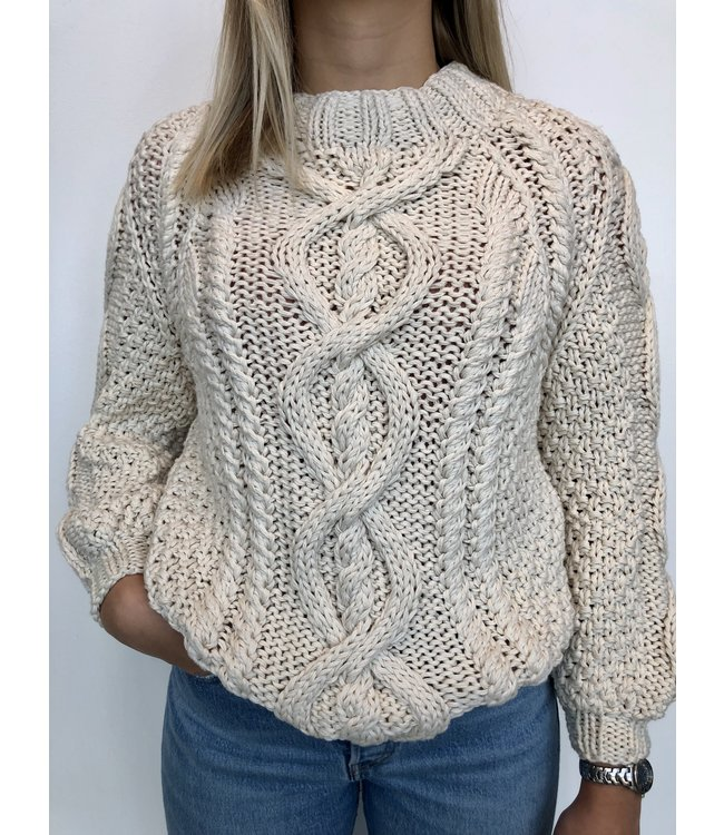 First Born Knitwear  Holly Sweater