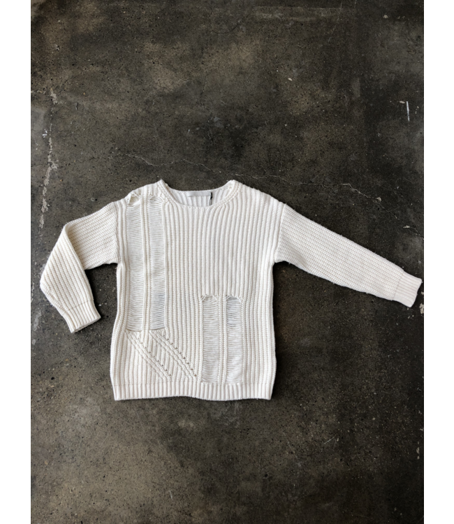 One Grey Day Cyrus Pullover
