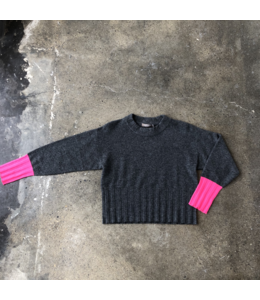 Brodie Cashmere Claudia Sweater