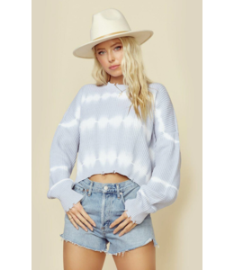 Pistola Eva Cropped Sweater