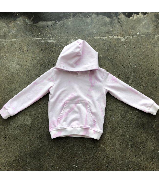 Kids Custom Tie-Dye Hoodie Size 3/4Y