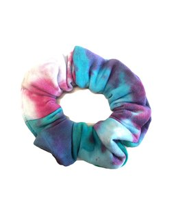 Portage and Main / Refinery Tie Dye Collab Scrunchie