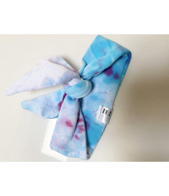 Portage and Main / Refinery Tie Dye Collab Headband